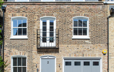 Architecture: 10 Ways to Use a Juliet Balcony