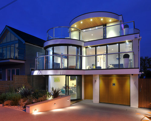Modern House Exterior Ideas Pictures Remodel And Decor