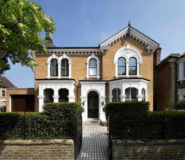 Victorian Exterior by Found Associates