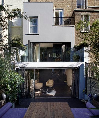 Modern Häuser by Found Associates