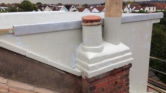 Pure polyurea dormer loft extension