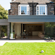 Contemporary Exterior by Somner Macdonald Architects