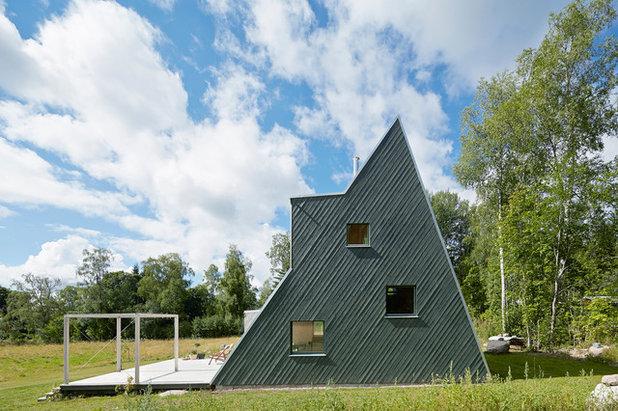 Scandinavian Exterior by Leo Qvarsebo
