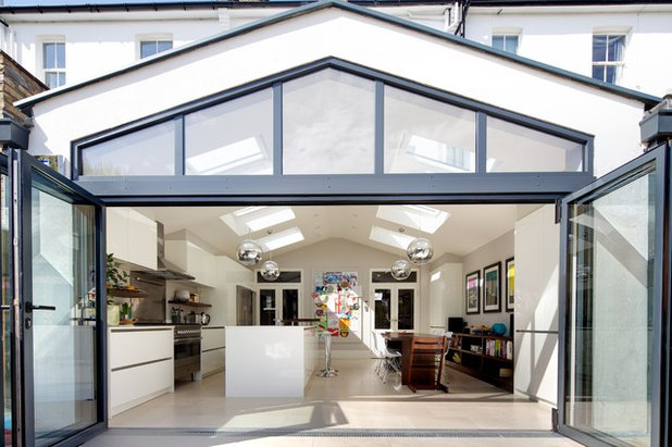 Contemporary Exterior by Landmark Lofts