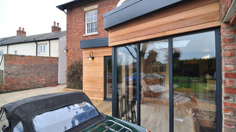 Rear extension to Victorian Home