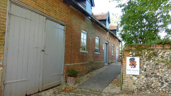 Red House Stables, home of Red House Textiles