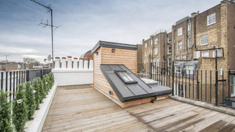 Refurbishment and New Roof Terrace