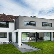 Contemporary Exterior by AR Design Studio Ltd