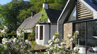 Roselea Cottages, Aldochlay, Luss