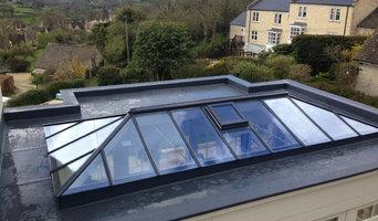 Ruvitex Orangery Roof