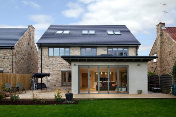 Traditional external by Bean Designed Limited