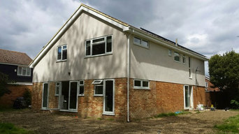 Sawston two-storey rear extension