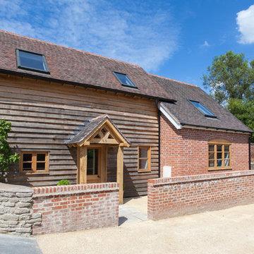 Shropshire barn conversions
