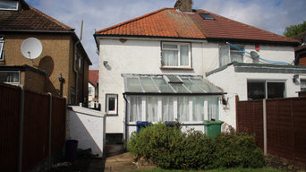 Single Storey Extension To A Family Home - Before