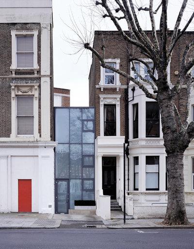 Modern Exterior by Boyarsky Murphy Architects