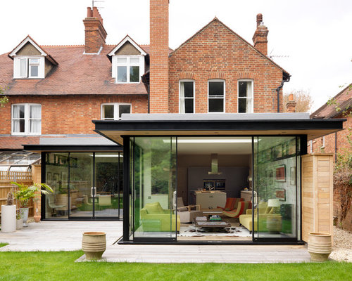 Glass House Extensions Home Design Ideas Pictures