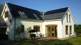 Solar Panel Installation - Past Projects