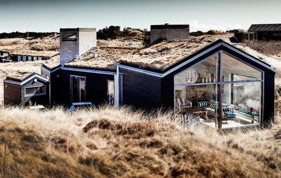 Houzz Tour: Sommarhuset i Skagen som lever i harmoni med sand och hav