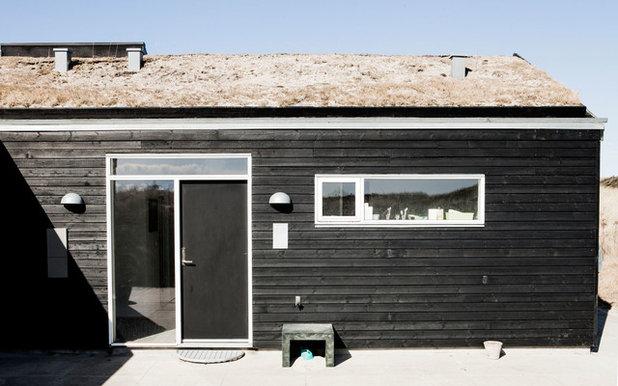 Skandinavisk Hus & facade by Kassow Arkitekter