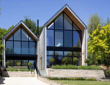 South Downs Contemporary New Build