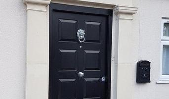 Stone Door Surrounds