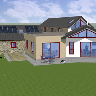 Stone Shed conversion & extension Co. Wexford