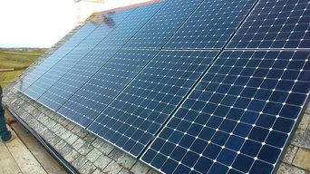 Sunpower E20 327W panels.