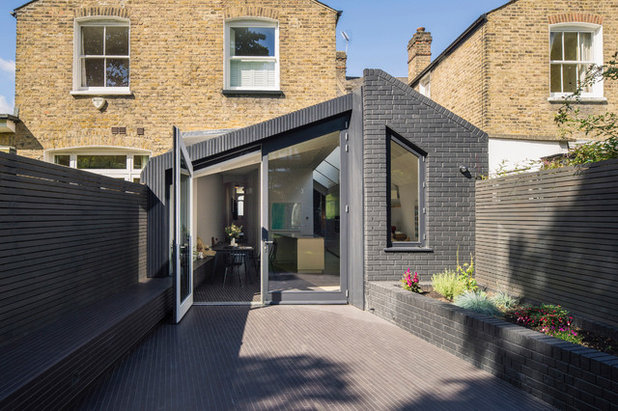 Contemporary Exterior by Mustard Architects