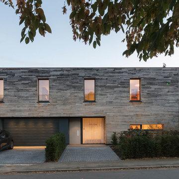The Deerings - Passiv Haus