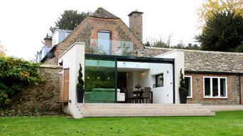 The Garden Room House