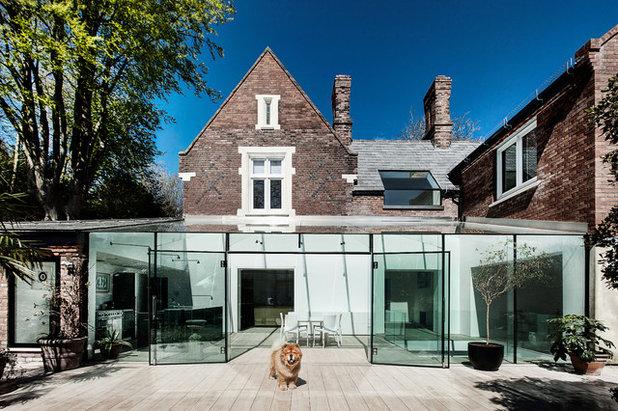 Modern Häuser by AR Design Studio Ltd