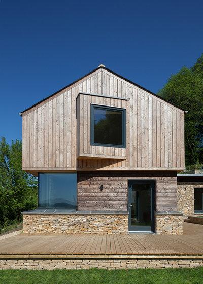 Modern Häuser by Millar Howard Workshop