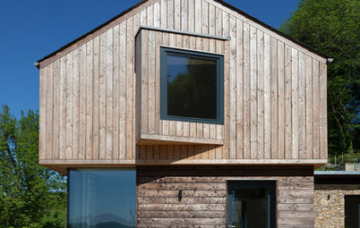 Houzz Tour: Modern Efficiency in the English Countryside