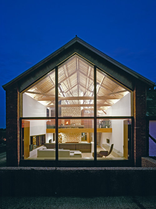 Glass Gable End Ideas Pictures Remodel And Decor