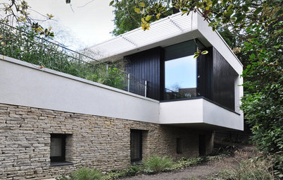 British Houzz: An Architect Builds an Eco-Friendly Home for His Parents