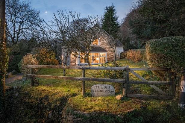 Houzzbesuch Ein Cottage In Cornwall Wird Cosy Und Stilvoll