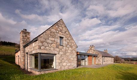Houzz Tour: A Scottish Farmhouse Creatively Transformed