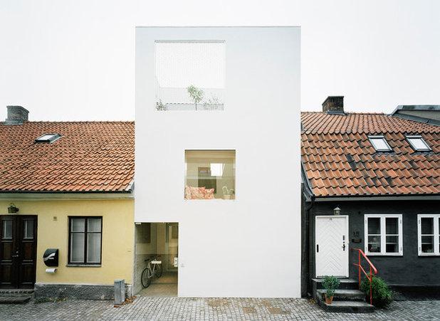 Modern Häuser By Elding Oscarson