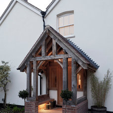 Traditional Porch Traditional Exterior