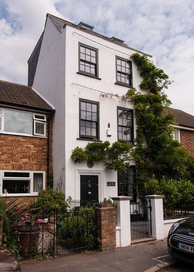 Exterior by Morgan Harris Architects Ltd