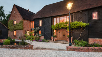 Twilight Converted Barn