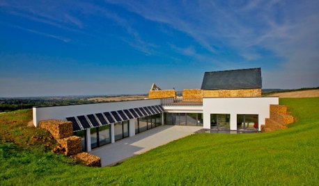 Houzz Tour: A Stunning Low-energy Home in the Cotswolds