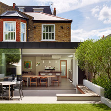Contemporary Exterior by bulthaup by Kitchen Architecture