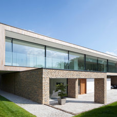 Contemporary Exterior by Urban Front