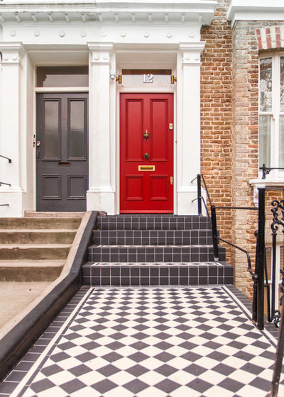 Victorian Exterior by TEMZA
