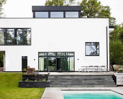Moderne Häuser in Stockholm Ideen, Design & Bilder | Houzz