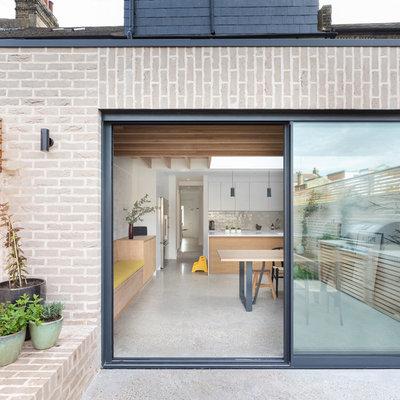 Contemporary Exterior by neighbourhood studio