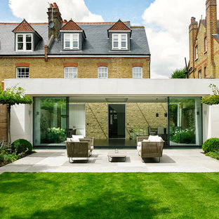 Inspiration for a contemporary exterior in London.