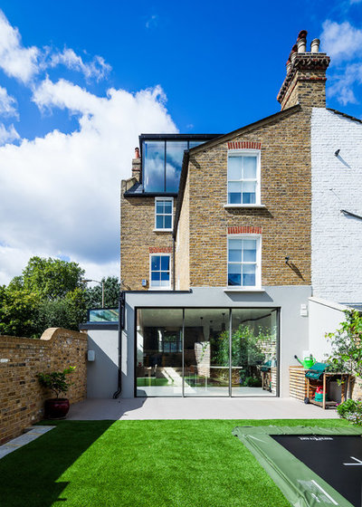 Traditional Exterior by Inspired Dwellings