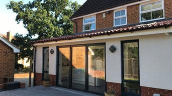 Warfield - Single storey rear extension